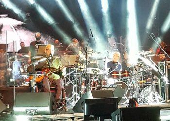 Será possível acompanhar a Orquestra do Rock pelas redes socias. Reprodução