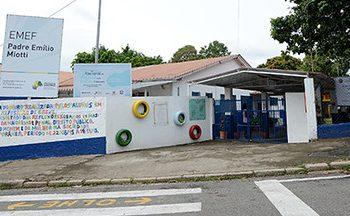 A rede municipal de ensino de Campinas conta com 67,2 mil alunos. Foto: Arquivo