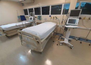 Há 123 pacientes internados com Covid-19 nas UTIs de Campinas. Foto: Arquivo