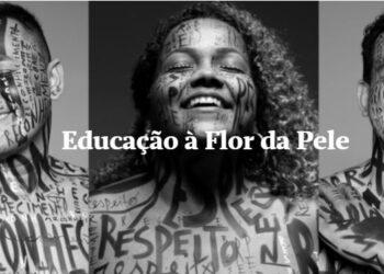 """Em celebração ao Dia dos Professores foi aberta a exposição """"Educação à Flor da Pele"""" - Foto: Reprodução"""
