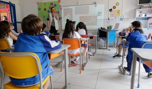 Escola Brasinha/Colégio Lyon Campinas: Filosofia Humanista e busca da socialização,  cidadania e  respeito ao próximo - Fotos: Leandro Ferreira/Hora Campinas