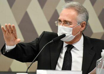Senador Renan Calheiros - Foto: Agência Senado