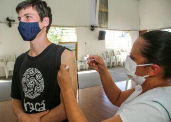Vinhedo reabre amanhã (22) agendamento para vacinar adolescentes - Foto: Divulgação/PMV