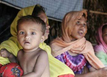 Mortes ocorreram no momento em que a tensão aumenta após o homicídio de um líder Rohingya - Foto: Ocha/Anthony Burke/ONU