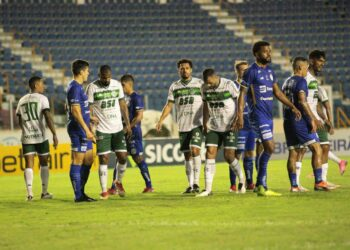 Jogo em Sergipe no primeiro turno da Série B do Brasileiro Foto: Emanuel Rocha/Guarani FC