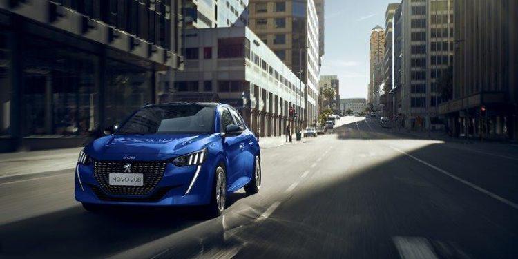 O novo Peugeot 208 tem puxado para o alto as vendas da marca no Brasil. Foto: Divulgação