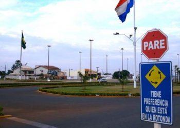 Cidade de Pedro Juan Caballero: crime chocou moradores da fonteira Foto: Wikipedia