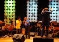 Orquestra Anelo se apresenta junto com Filó e Felipe Machado. Foto: Lalá Ruiz/Divulgação