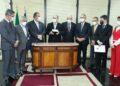 Integrantes do colegiado da CPI se reuniram com o procurador-geral da República, Augusto Aras - Foto: Antonio Augusto/Secom MPF