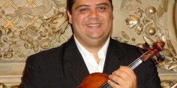O músico Davi Graton, que dá aula neste sábado (23) em evento promovido pelo Conservatório Carlos Gomes - Foto: Divulgação