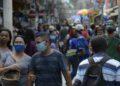 Na Capital fluminense, fim da obrigatoriedade de máscara passa a valer já nesta quinta-feira. Foto: Agência Brasil