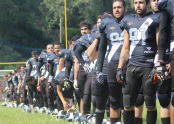 Ponte Preta faz seletiva para garimpar novos talentos para o time de futebol americano - Fotos: Divulgação/Ponte Preta Gorilas