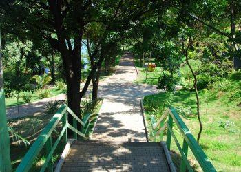 Parque Socio Ambiental, Dorothy Stang, em Hortolândia. Foto: Divulgação
