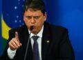 O ministro Tarcísio Gomes de Freitas - Foto: Marcello Casal Jr/Agência Brasil