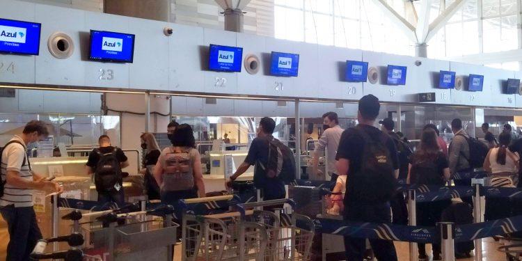 O mês de setembro teve 917.335 passageiros ante 564.753 no mesmo mês do ano passado. Foto: Divulgação